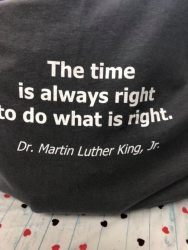 In Honor and Celebration of Dr. Martin Luther King Jr.