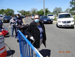 Photo From Nassau County Food Distribution