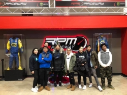 Photo From RPM Raceway Go Kart Trip (Middle High School)
