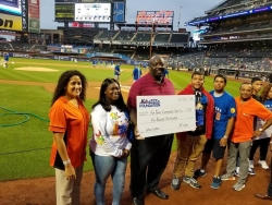 Teen Center goes to CITI Field