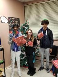 Teen Center Christmas 2018