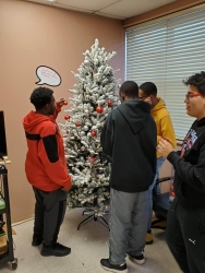 Photo From Teen Center Christmas 2018
