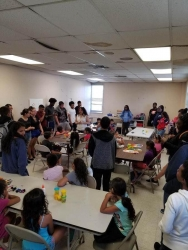 Photo From Teen Center Community Service Day