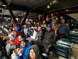 Photo From Teen Center Jackie Robinson Day (CITI Field)
