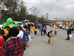 Photo From Trunk or Treat