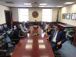 Photo From Youth Visits NCPD